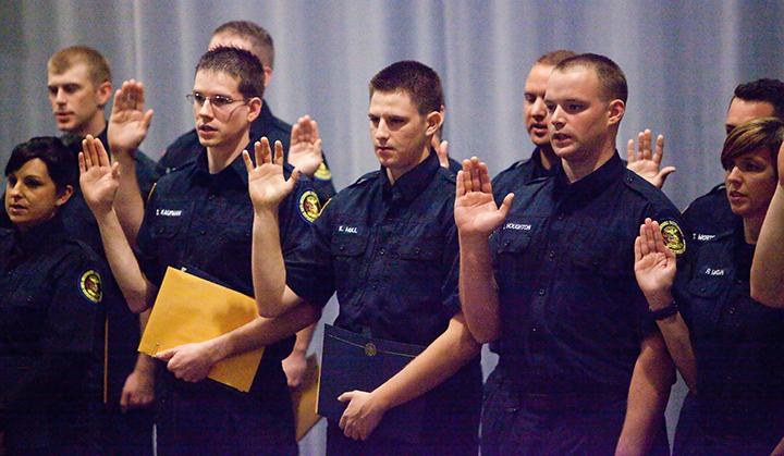 Missouri POST Peace Officers